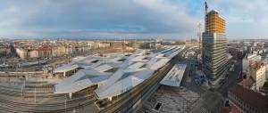 Hauptbahnhof Wien, Fotoprojekt